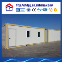 Export to Malaysia demountable movable container house