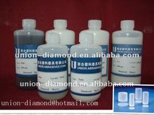 1, 3, 6 micron poly diamond slurry special for polishing sapphire wafer with high Ra value