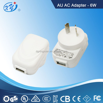 ac adapter with RCM C-TICK approval