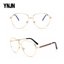 Fashion man and women personal novelty slim hign nose bridge eye glass frame