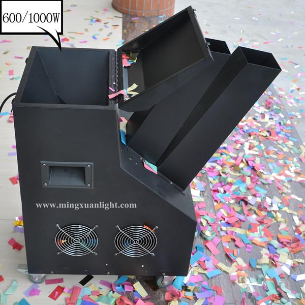 confetti maker machine