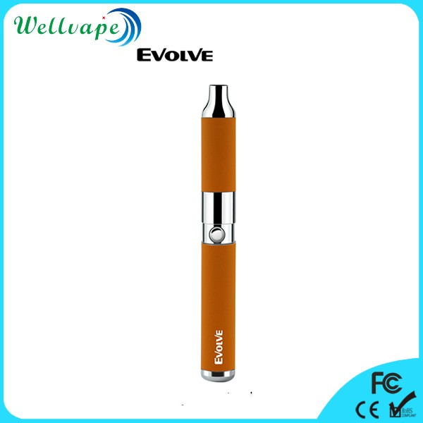 Cheap price 650mAh battery pancake coil Yocan Evolve D dry herb vaporizer ego