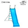 New designed colorful cheap plastic children outdoor indoor slide