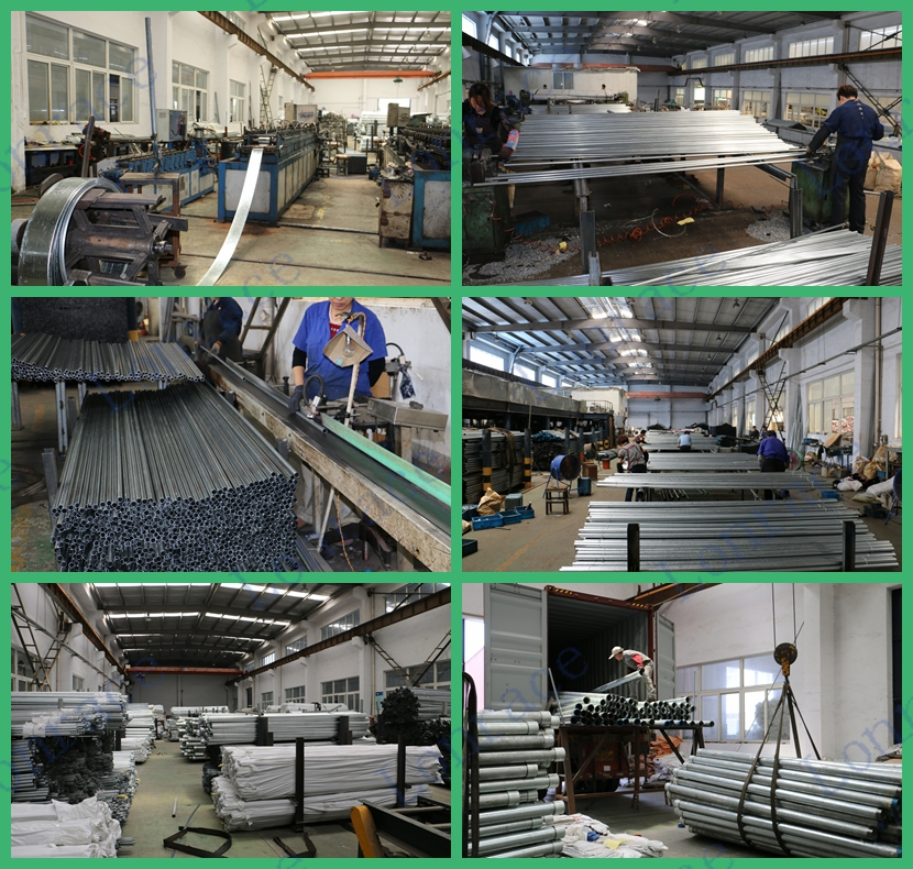 1/2 inch flexible conduit metal tube pipe