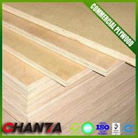 Customized types of shuttering plywood