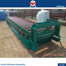 Corrugated Sheet Metal Roof roller making single roofing corrugated zinc sheet forming machine