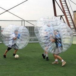 Commercial inflatable soccer bubble balls/bounce air ball