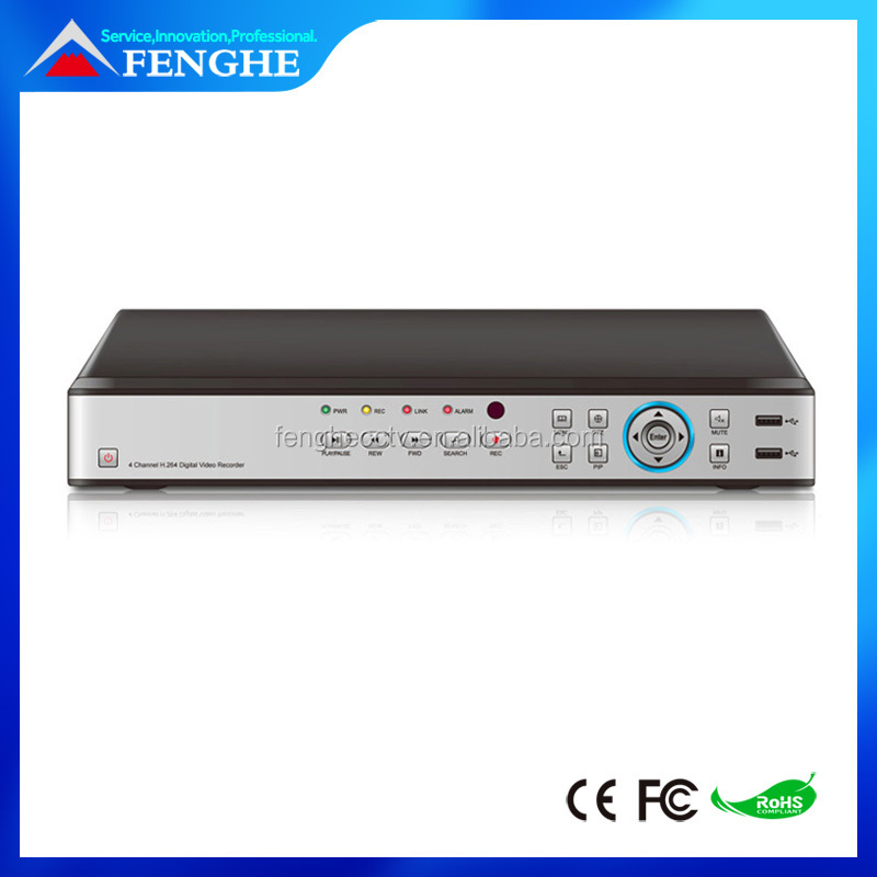New Arrival Economical 4 channel full 960H h korean dvr