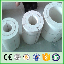 high temperature calcium silicate pipe insulation materials