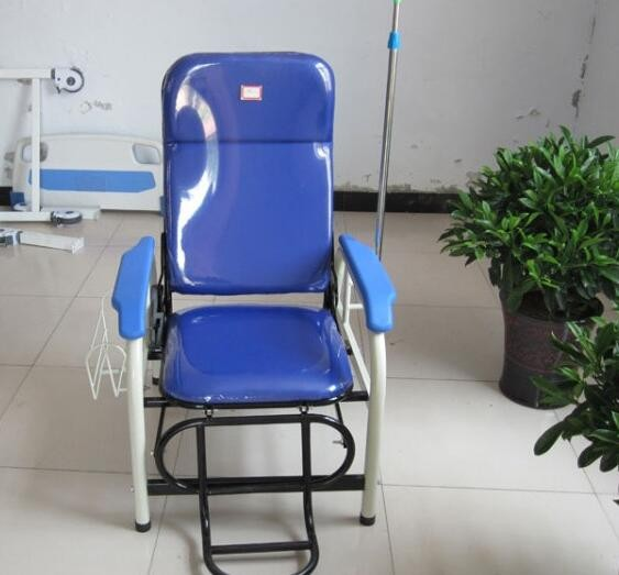 Hospital general use infusion stainless steel waiting chair/hospital waiting chair