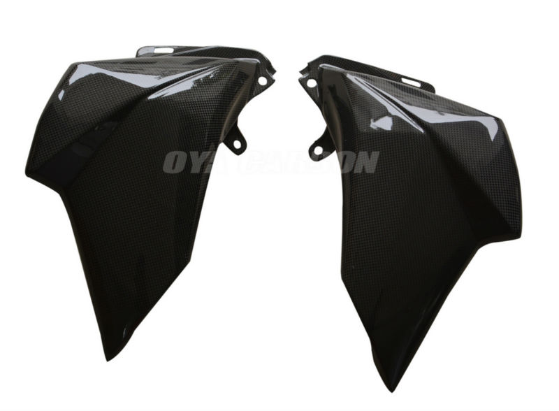 Carbon Side Fairings for Kawasaki Z800 2013