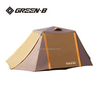 2015 NEW AUTHORIZED BRAND Aimika 4-person instant for family camping outdoor