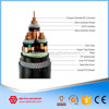 Three Core Copper XLPE Insulated Steel Wire Armoured Electric Power Cable 6/10kV 6.35/11kV 12kV