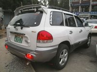 Korean used car - Hyundai Santa Fe