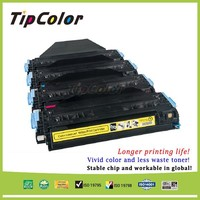 OEM Performance Compatible HP Q6000A Laser Toner Cartridge Exceeds Iso9001 Standard
