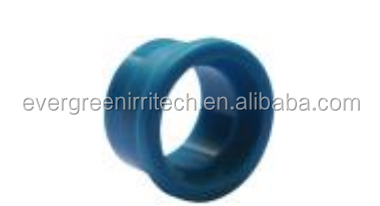 Agriculture pipe rubber ring joint