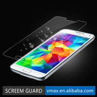 Wholesale screen guard for samsung galaxy s5 high quality tempered glass screen protector
