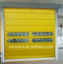auto curtain cheap warehouse garage doors