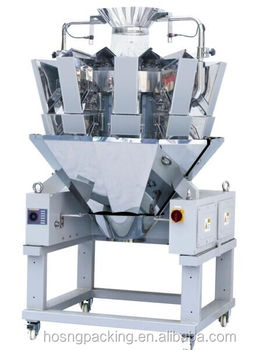HS-14heads high accuracy multihead weigher/ combination weigher/14 heads weigher