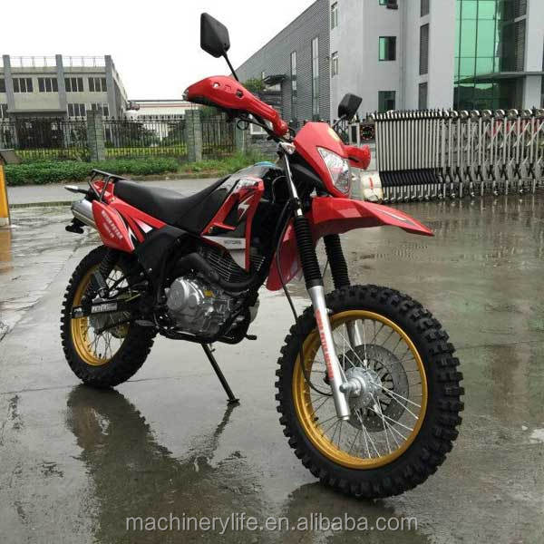 Fashion Style 200cc Dirt Bike Motorcycles on Sale