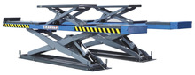 5T Scissor lift for Racing car and Wheel alignment