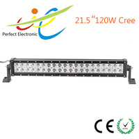 Auto parts & accessories lights 120W led light bars for car SUV ATV JEEP off road vehicle