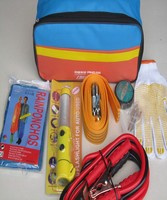 auto kit,Triangle emergency tool bag for car used