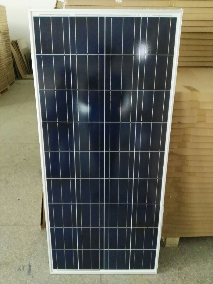 2017 wholesale 150 watt poly solar panel 12 volt from China