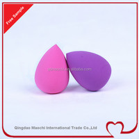 Latex Free Sponge No Brand Wholesale Makeup Powder Puff