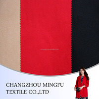 Lamb wool made high quality wool fabric, woolen fabric for winter coats
