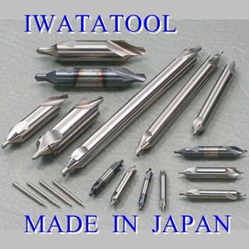 IWATATOOL Japanese HSS Center Drill power tools