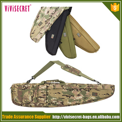 Hot selling camouflage gun range bag military golf gun bag wholesale