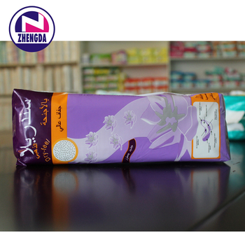Hot sale winged easy day feminine comfort bio sanitary napkins