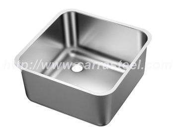 High quality stainless steel commercial weld sink buy for High quality kitchen sinks