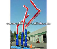 Lower price small inflatable air dancer F3040