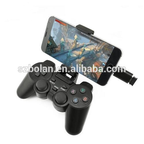 BOLAN Wireless Gamepad with USB & Interface Joystick Game <strong>Controller</strong> for Computer Mobile Phone