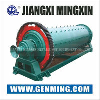 Wildely use Mineral stone ball mill for grinding ore into fine powder