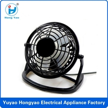 2013 new product full plastic mini fan usb computer fan plug metal table fan