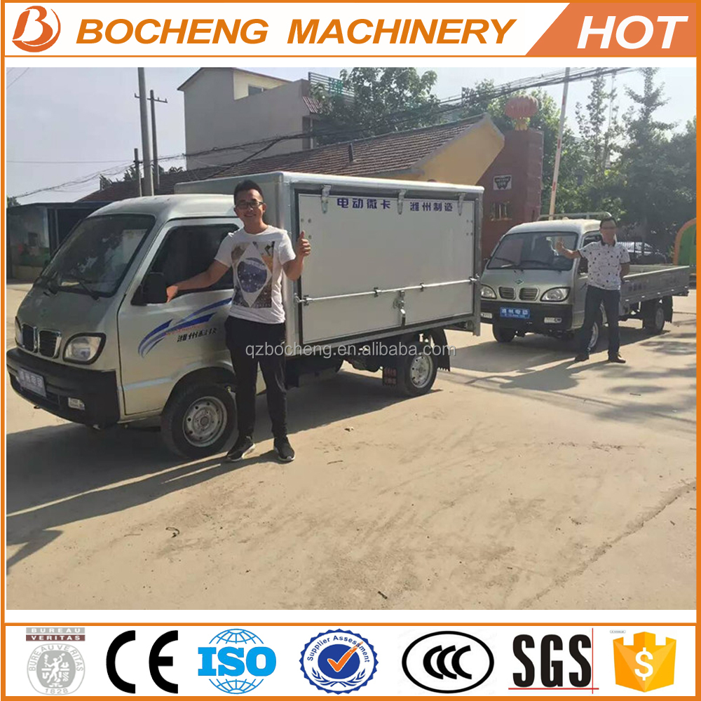 2016 Newest Electric Van From China Factory