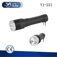 good quality led rechargeable mini torchlight YJ-221