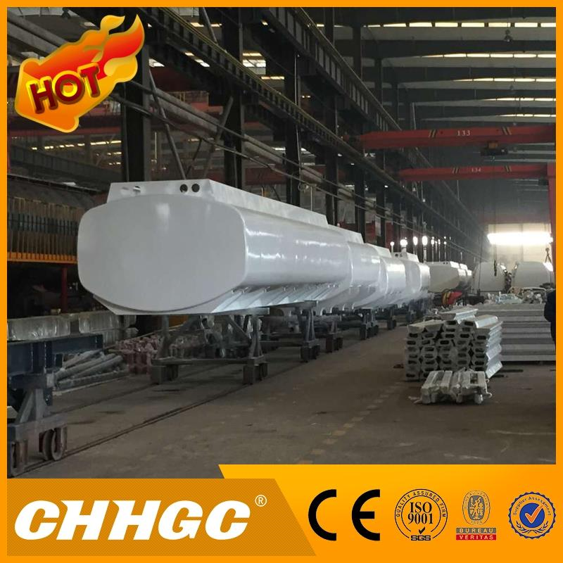 New design bulk feed tank semi trailer with great price