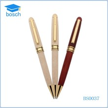 High quality and the best sellers fashion gift wooden fountain pen in stock