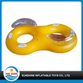 OEM directly sale pvc inflatable swimming ring with best price