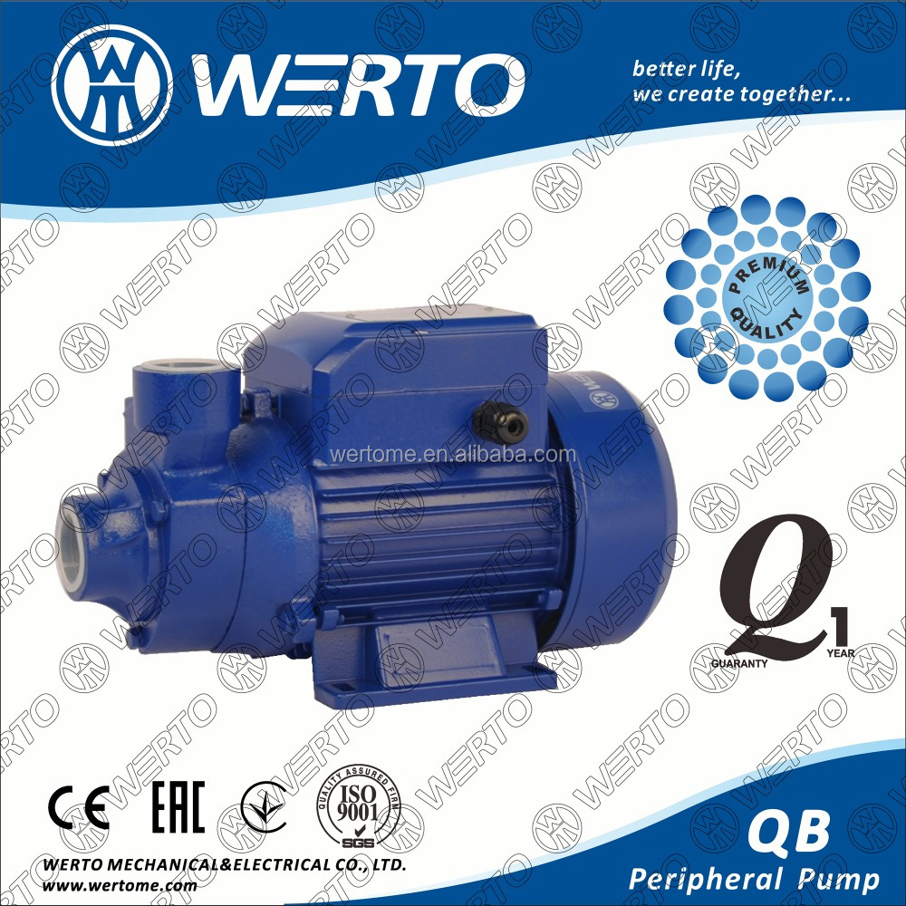 New centrifugal 1/2 hp electric vortex water pump for pool farm pond