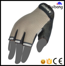 Light weight Airsoft Paddling Half Finger Gloves sporting gloves