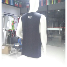 Black Men's Tank Top Gym Custom TankTop Men's Cotton Sleeveless Tank Top Wolesale In China