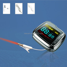 Wrist Type Cure High Blood Pressure 650nm Soft Laser Devices