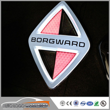 LED Auto Logo and Names 3D Car Logo Signs