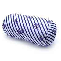 long round lycra cloth tube bolster pillow