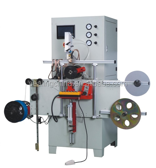 Spiral Wound Gasket Machine